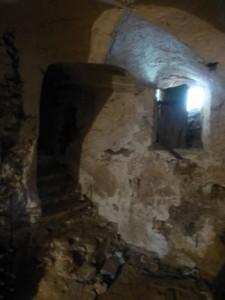 Doue-cave_ecalier intérieur